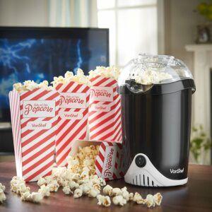 mini popcornmaskine