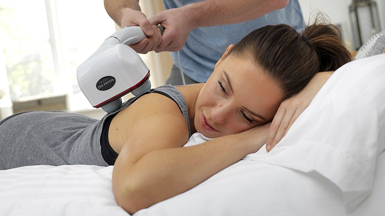 Nakkemassage maskine