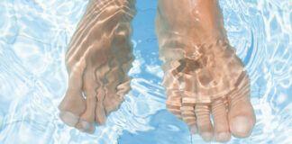 fodbad med massage