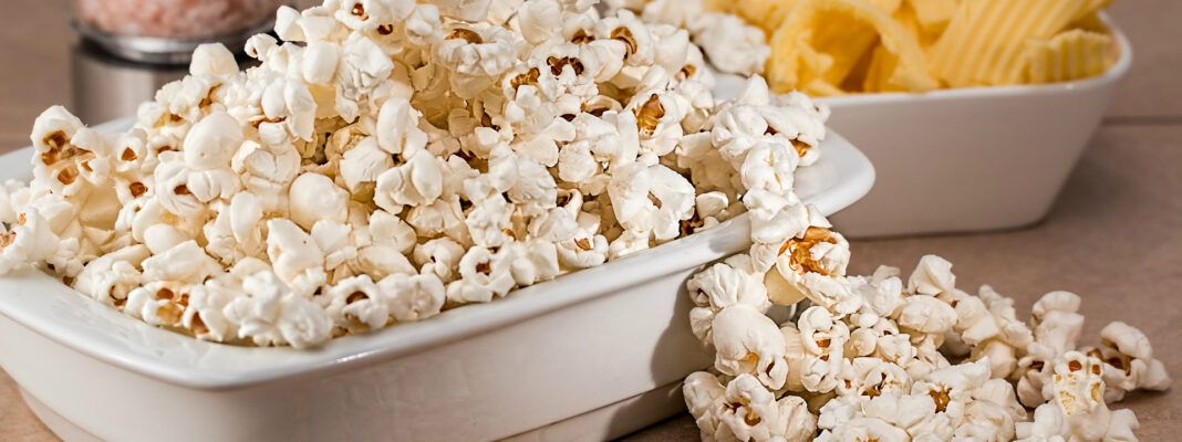 popcornmaskine test