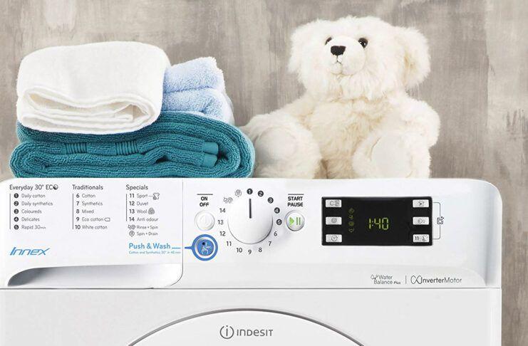 vaskemaskine tilbud