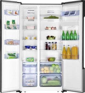 amerikaner køleskab tilbud