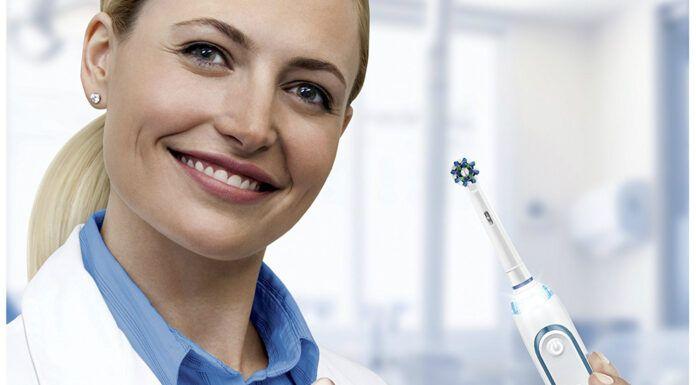 oral b tandbørste