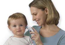 øretermometer test