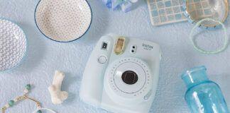 polaroid kamera test