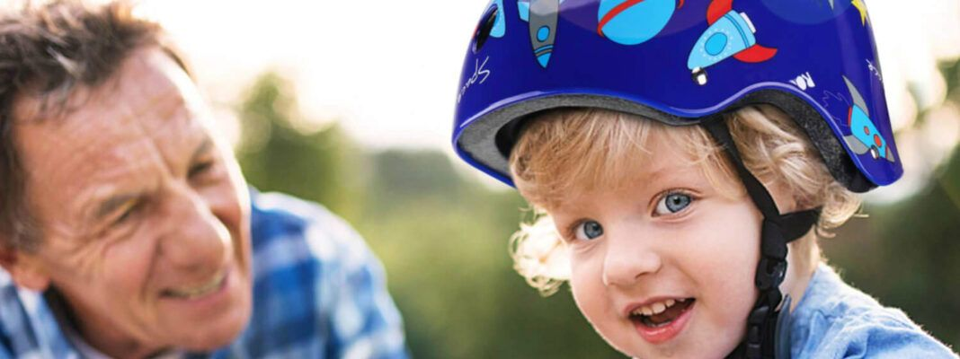 cykelhjelm børn test