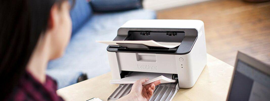 laser printer test